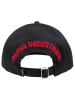 Alpha Industries 3D Cap schwarz-rot