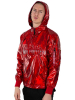 Alpha Industries Anorak GLOSSY SPEED RED