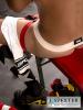 BARCODE Socken weiss/schwarz: BOTTOM
