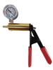 BRUTUS Vakuumpumpe - Scherenpumpe - Metall