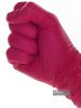 Nitril Einmal-Handschuhe - 100er Pack - rot