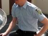 NYPD-Hemd, kurzarm hellblau