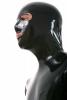 Gummi-Ganzanzug mit Maske L