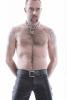 Spexter Lederhose - low waist