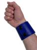 Spexter Leder-Armband 5,5cm - blau
