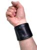Spexter Leder-Armband 5,5cm - schwarz