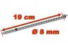Mystim Dilator TICKLEBERRY FINN 8mm