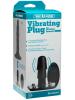 VAC-U-LOCK Vibrations Plug mit Fernbedienung