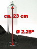 "Penis-Pump-Zylinder 2.25"" = Ø 5,7 cm"