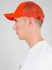 Alpha Industries Basic Trucker Cap - flame orange