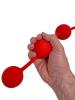 Analkugeln - Anal-Balls Silikon -L- 4x50mm rot
