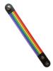 Gay Pride Armband mit Streifen