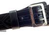 JAY PEE Jackengürtel durchgenäht - silberfarbene Schließe