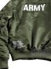 Alpha Industries MA-1 VF ARMY sage green