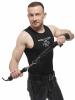 Mister B Impact Premium Leder-Flogger CURLING