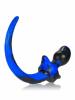 OXBALLS  SWIRL DOGTAIL PUG - blau-schwarz