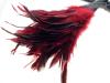 Feder-Tickler für besondere Hautreize - rot