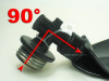 Atembeutel, Breathing Bag5 Ltr., 90°