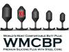 Mister S WMCBP Butt Plug - extra large