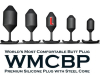 Mister S WMCBP Butt Plug - large