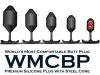 Mister S WMCBP Butt Plug - small