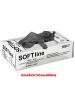 Nitril Einmalhandschuhe schwarz 100er Pack LARGE