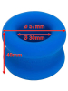 SPORTFUCKER Muscle Ball Stretcher blau