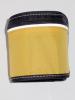 Armband-Handgelenk-Börse - gelb
