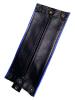 Arm-Geldbeutel, 2 schmale Streifen BLAU