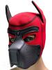 RUDERIDER Neopren Puppy-Maske rot