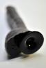 Dildo Real Size 10inch BLACK - 25x5cm